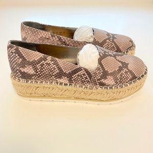 EDITH Espadrille Platform Slip-On Sneaker